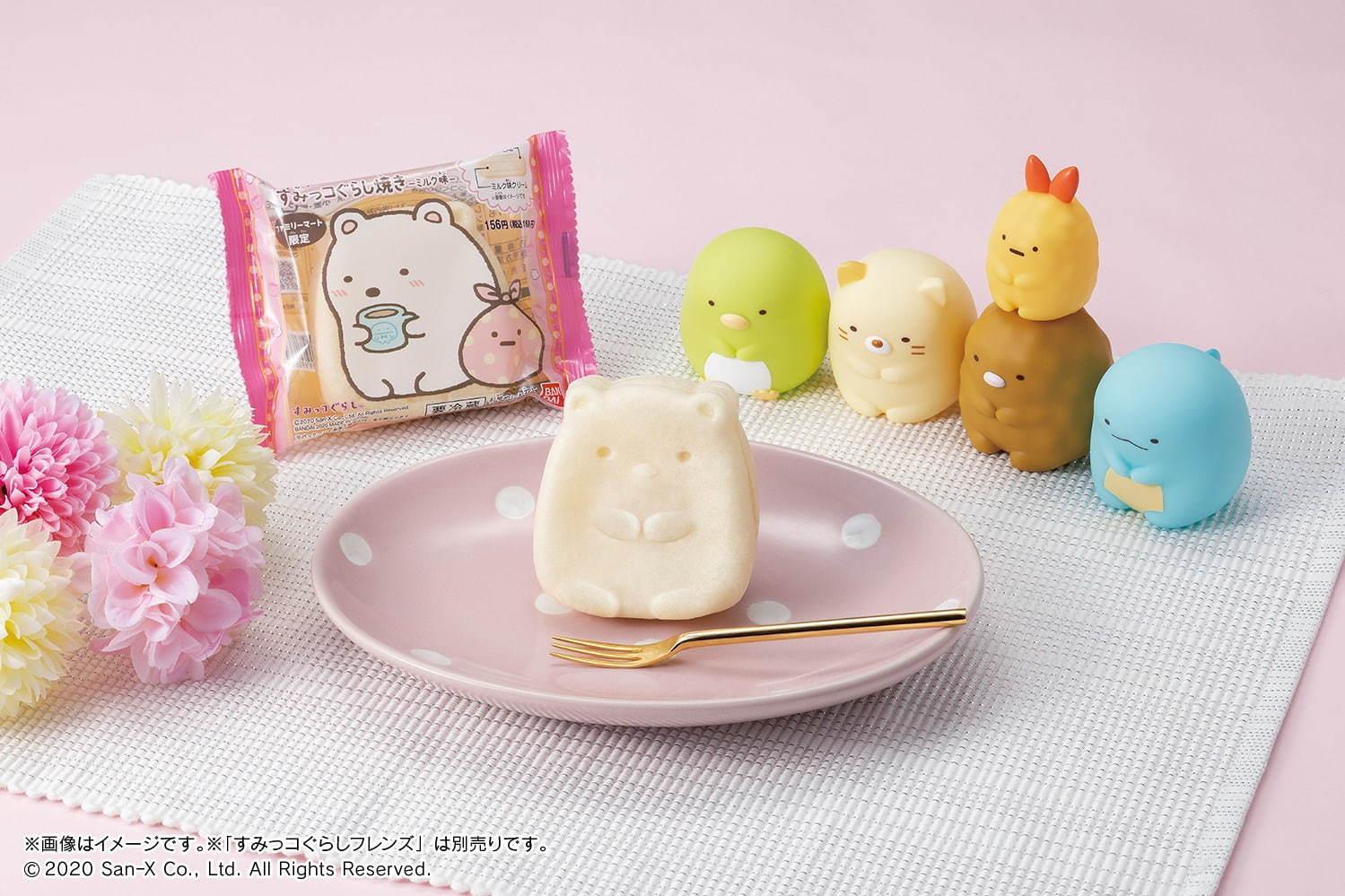 sumikko-gurasi-conbini-sweets